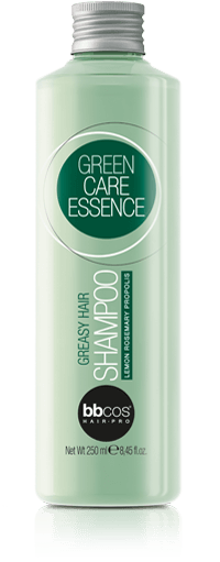 green care essence greasy hair shampoo